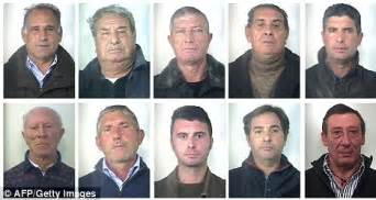 mafia don found hanging in police cell 24hrs after blitz