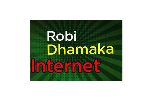 robi internet coupons