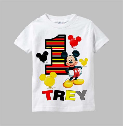 Mickey Mouse Shirt mickey mouse design t shirt studio design gallery