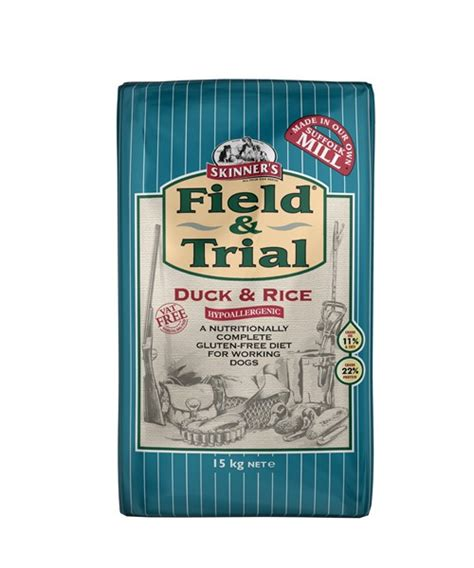 skinners and ready reviews skinners field and trial duck and rice 15kg