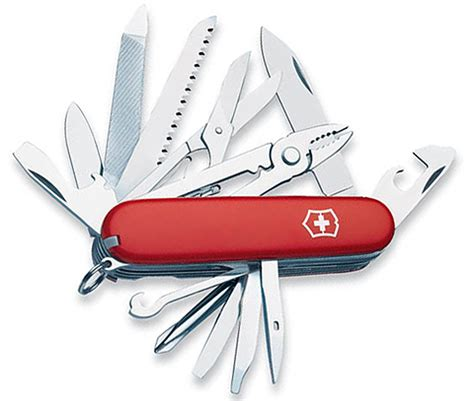 Pisau Swiss Army don t build a swiss army knife venturing startup nation