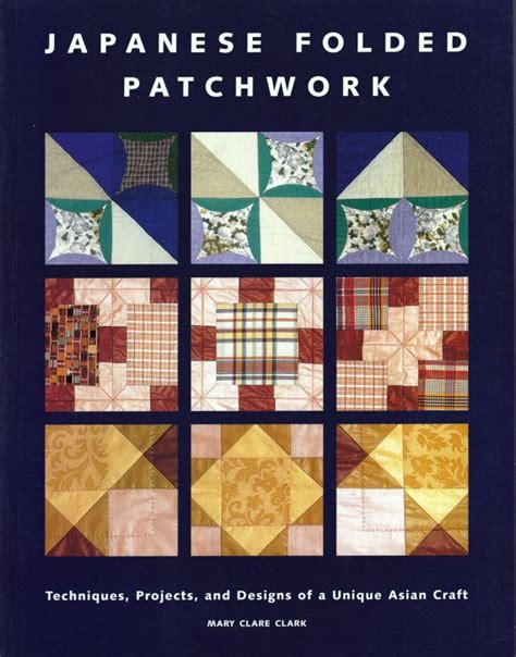 20 best japanese folded patchwork images on