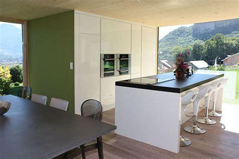 cuisine design ilot central agencement de cuisine design 238 lot central