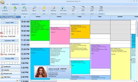 Free Appointment Calendar Software Appointment Book Network Mlt Software