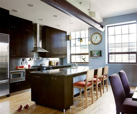 Open Kitchen Design With Island by Plans For Open Kitchens Conversion And Redevelopment