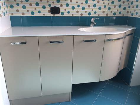 mobili bagno lavatrice foto lavatrice incorporata nel mobile bagno di 3g snc