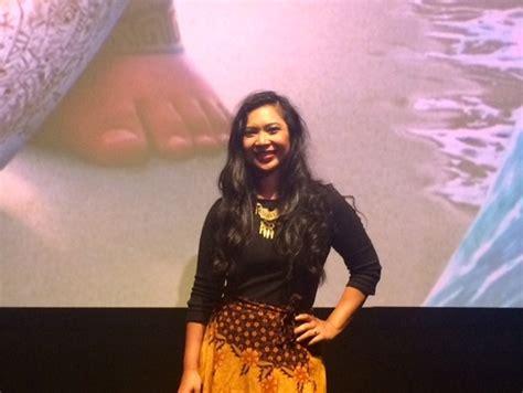 film moana bahasa indonesia ada hasil karya anak bangsa di film moana
