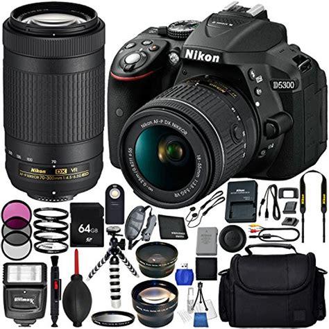 Lensa Nikon 70 300 Vr spesifikasi lensa nikon af 70 300mm f4 56g nikon d5300 with af p dx 18 55mm f35 56g vr nikon af p dx