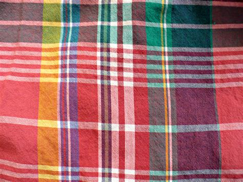 what is plaid madras madness