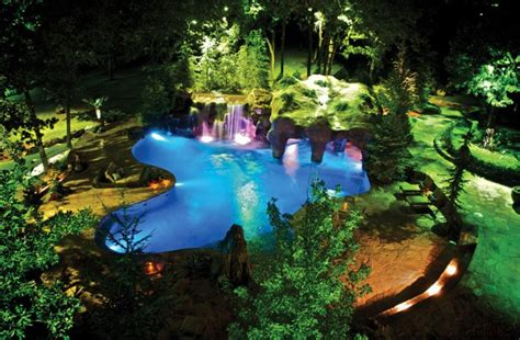 House Plans With Indoor Swimming Pool by Secret Hideaways Spectacular Pool Caves Amp Grottos