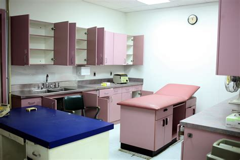 examination room room at st s center ironton oh 75th center open 7 days