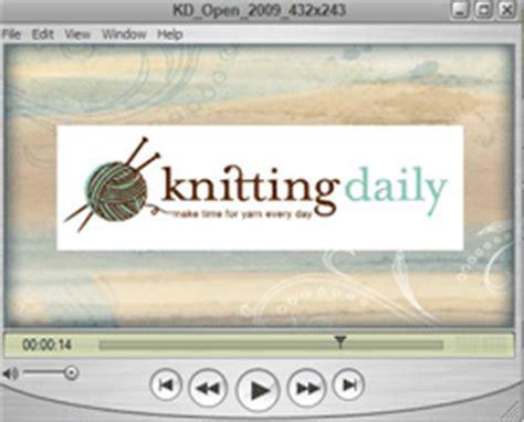 knitting daily tv free patterns knitting daily tv a new season plus a free pattern