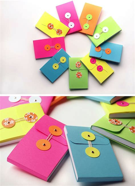 Useful Paper Crafts - 53 best notepads images on diy note pad
