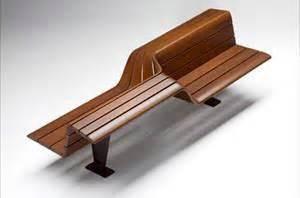 panchine moderne sedie per esterno