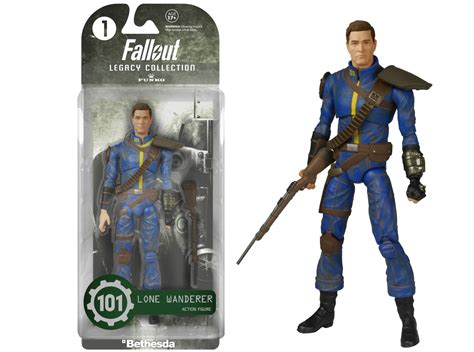 fallout 4 figures fallout and skyrim get armored player character