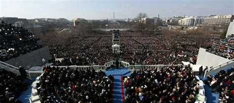 picture of inauguration crowd image gallery obama presidential inauguration crowd
