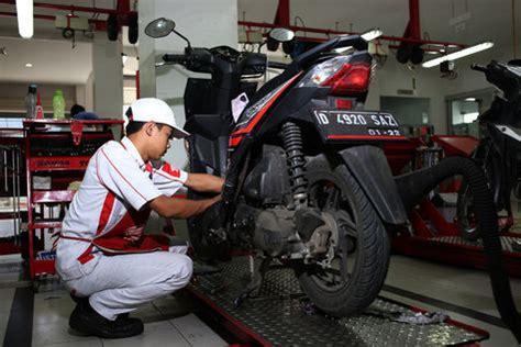 Honda Corporate Customer Service Lebih 8 Juta Motor Honda Servis Di Ahass Jawa Barat