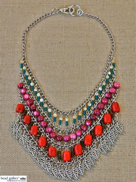 diy chain jewelry diy color challenge chain and necklace jewelry amazing