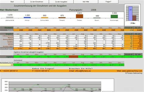 Kostenlose Vorlage Haushaltsplan Haushaltsplan Erstellen Excel Vorlage Kostenlos