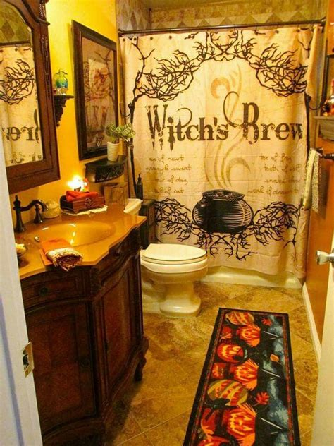 halloween bathroom complete list of halloween decorations ideas in your home