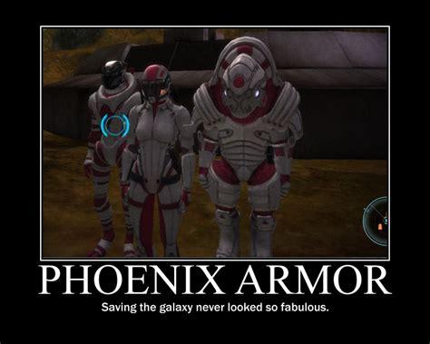 Krogan Meme - phoenix armor by cable angel on deviantart