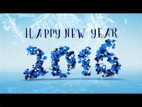 after effects template free year happy new year after effects template youtube