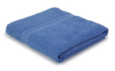 Walnut Cabinets by Premier Collection Bath Towel Blue Canyon