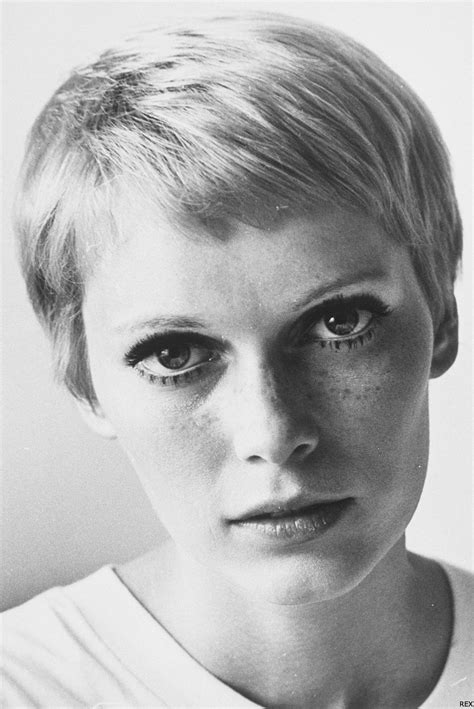 Top Five Hairstyles Ever: Mia Farrow