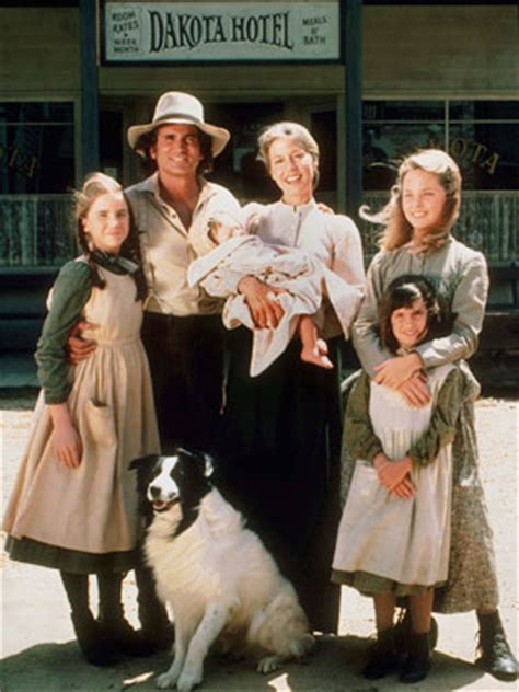 House On The Prairie Tv Show by Number 85 House On The Prairie 365 Of The