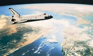 space and astronomy murals 131 wall mural space shuttle make a landing peel and stick repositionable