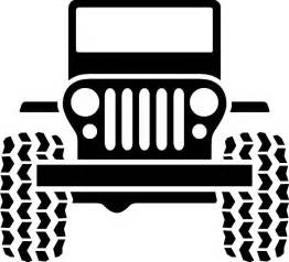 Jeep Decals And Stickers Jeep Logo Vinyl Decal Wrangler Tj Yj Xj