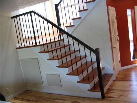 Railing Kits For Indoor Stairs by Stairs Marvellous Metal Handrails For Stairs Metal