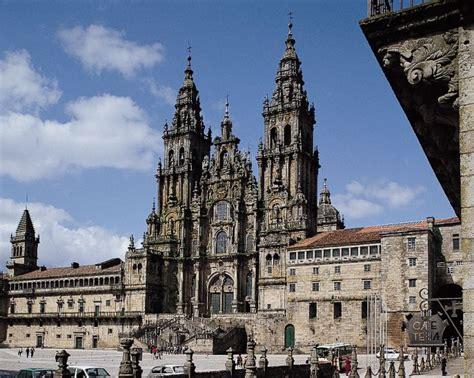 Santiago De Compostela Arquitectura #2: Catedral-de-santiago-de-compostela1.jpg