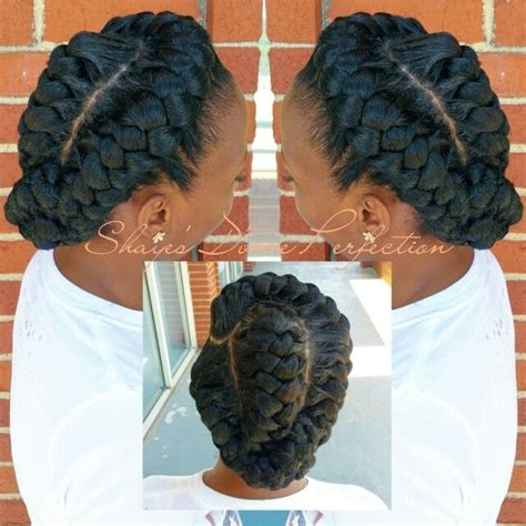 curls from goddess braids 221 best images about braids faux locs twists oh my