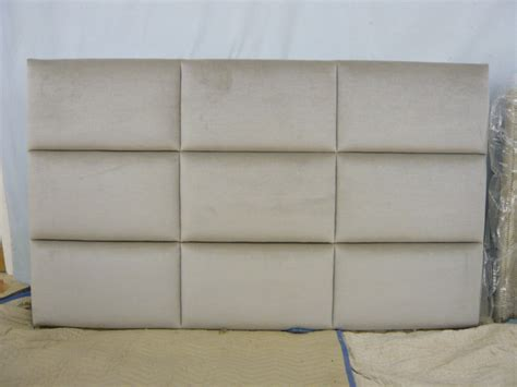 beds with cushioned headboards headboard padding