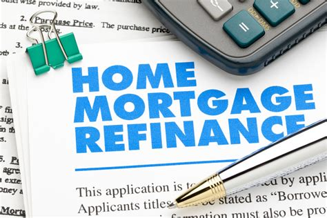 Us Home Mortgage by A Complete Guide To Refinancing Your Home Mortgage