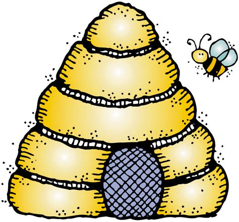 bee hive clip best beehive clipart 17654 clipartion