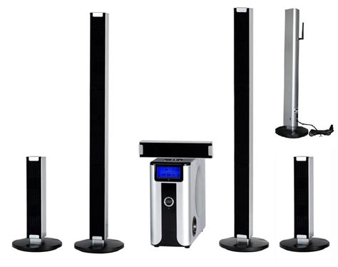 wireless home theater speakers system by luxeon digitech
