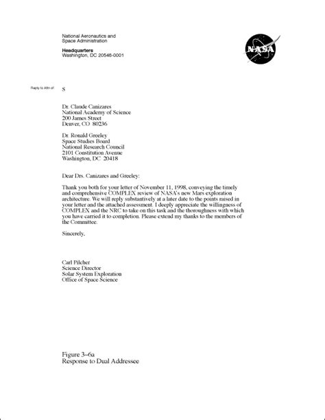 Business Letter Addressed To 2 Recipients addressing a cover letter to recipients cover