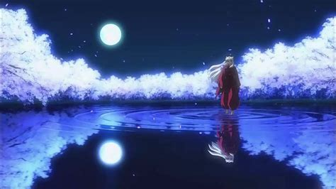 beautiful video beautiful japanese music inuyasha sad song mix