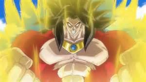 Dragon ball z revival of f sequel super saiyan god ss broly to be