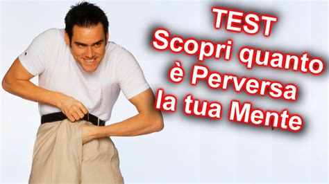 Test Quanto Sei 10 Domande Per Scoprire Quanto Sei Perverso Test