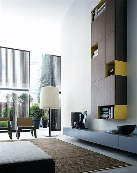 sintesi arredamenti sintesi di poliform pareti e librerie arredamento