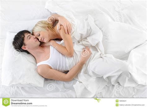 lying in my bed happy family lying in bed stock image image 18359521