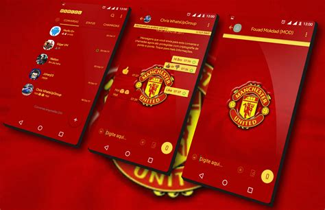 manchester united themes for whatsapp tema yowhatsapp great mosque whatsup themes