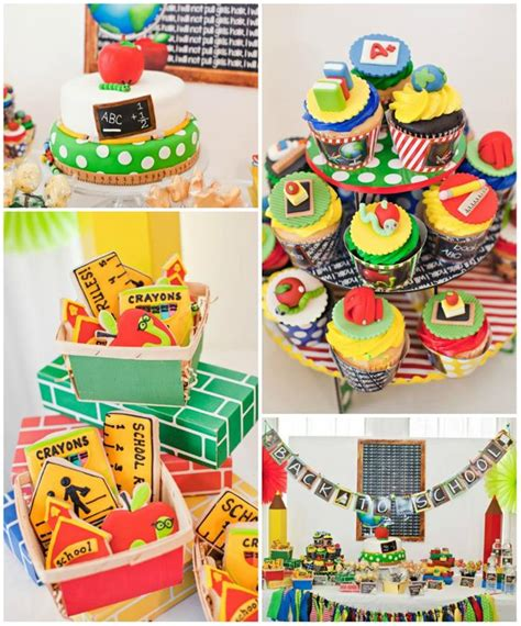 html themes for school kara s party ideas back to school party planning ideas