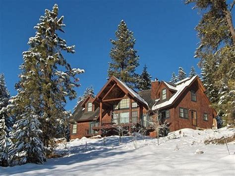 mccall vacation packages serenity lodge mccall idaho vacation cabin rental 1