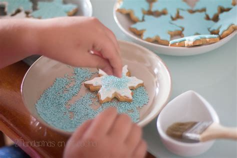 decoracion de galletas galletas decoradas de frozen 2mandarinas en mi cocina