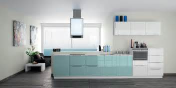 awesome Best Paint For Laminate Kitchen Cabinets #7: blue-white-and-black-kitchen-awesome-modern-apartment-kitchen-designs-with-glossy-white-kitchen-photo-blue-and-white-kitchen-grey-kitchen-cabinets-with-white-shiny-floor.jpg