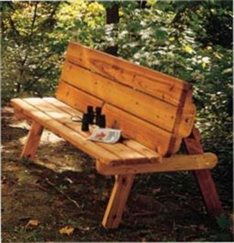 half picnic table bench picnics woodworking furniture and folding picnic table on pinterest